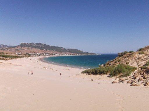 spiaggia de la Bolonia, Spagna
