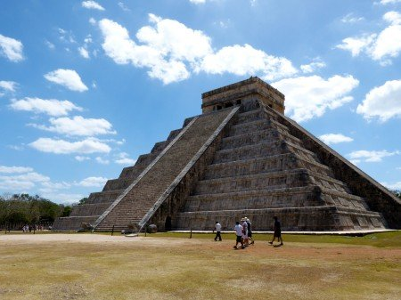 Chichen Itza Messico