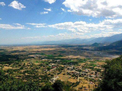 Monasteri di Meteore, Grecia