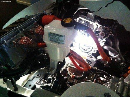 Il motore ibrido Toyota