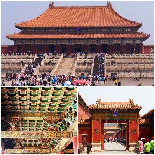 Pechino, la Città Proibita