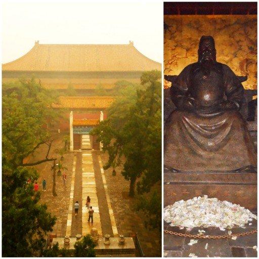 Pechino Tombe dei Ming