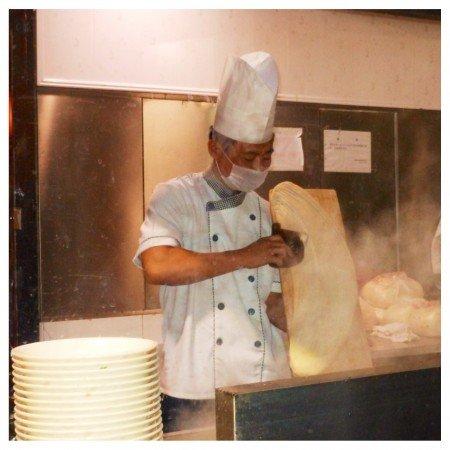 Pechino la cucina