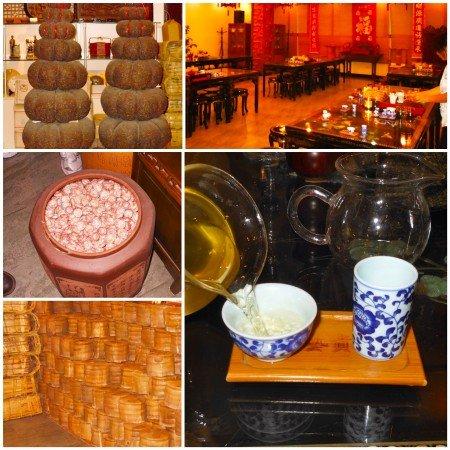 Cina, Pechino - il rito del tè