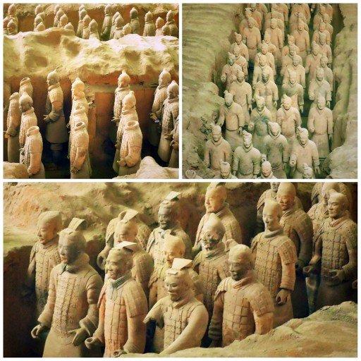 Xi'An e l' Esercito di Terracotta