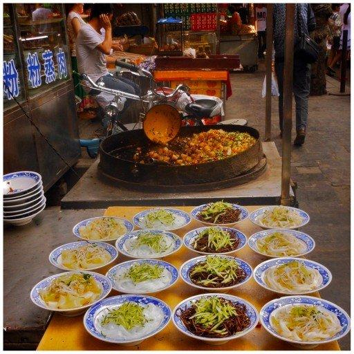 Xian mercati