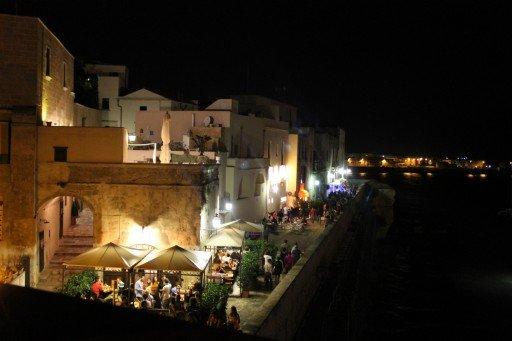 centro storico Otranto, Salento