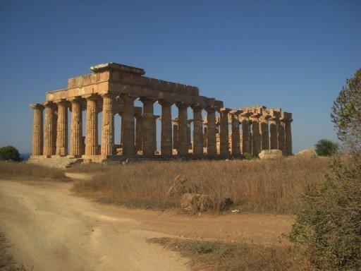 sicilia, visita ai templi
