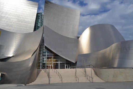 Beverly Hills California USA walt dysney concert hall
