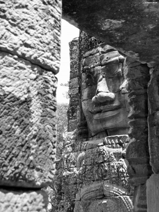 Bayon temple - Cambogia