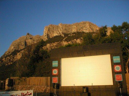 Cinema isola Tavolara