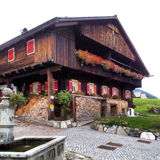 case legno cima Sappada Ad Haus