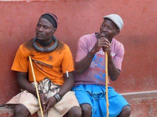 Uomini Himba