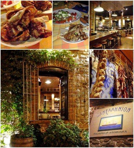 Salonicco dove mangiare