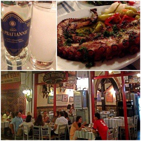 Dove mangiare a Salonicco