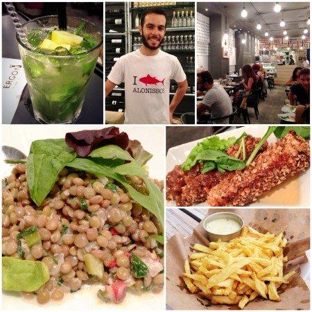Dove mangiare a Salonicco Ergon