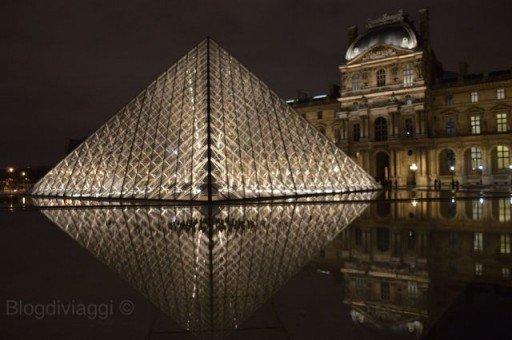 Louvre Parigi