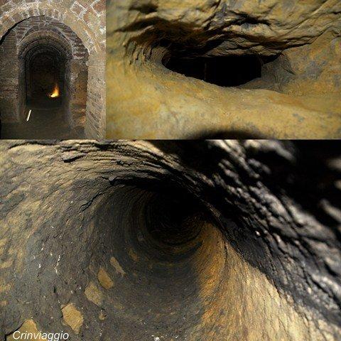 Grotte nel sottosuolo di Osimo