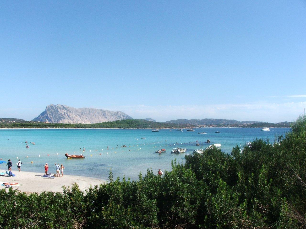 Tavolara- spiaggia