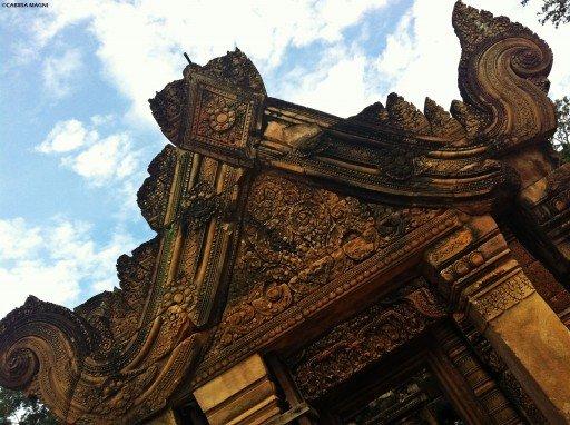 Banteay Srei-Cambogia