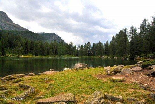 lago San Pellegrino - Val di Fiemme