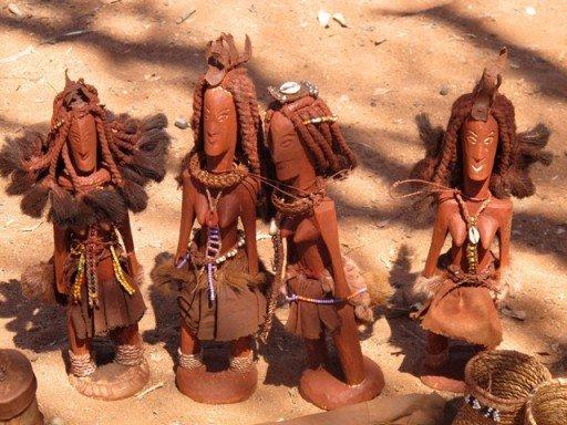 bamoboline himba per turisti