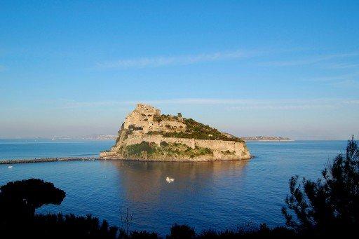 CCastello Aragonese - Ischia