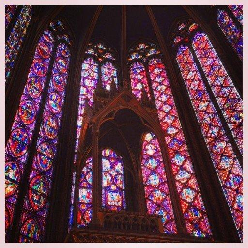 Sainte-Chapelle Parigi