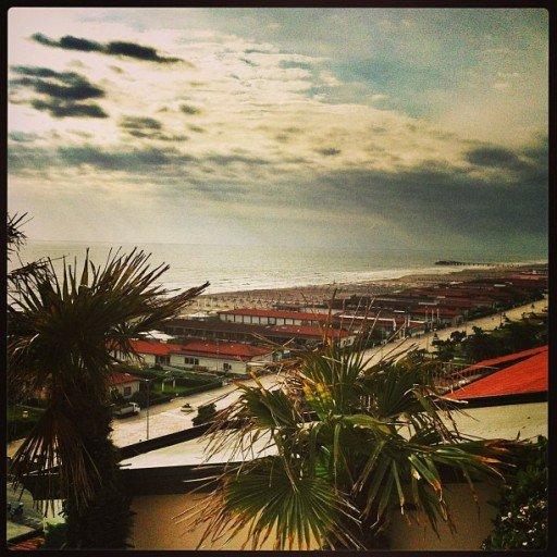 Panorama di Viareggio