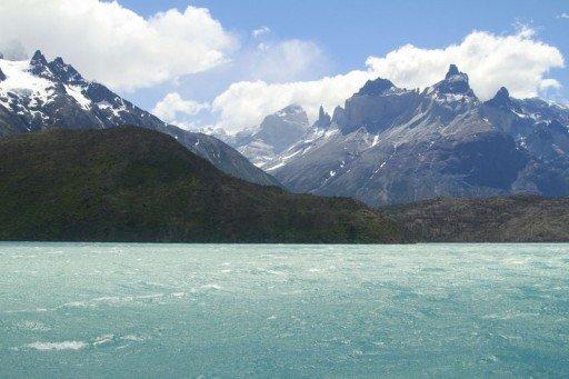 lago Pehoe - Cile