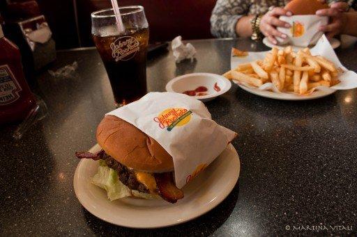 Los Angeles dove mangiare hamburger