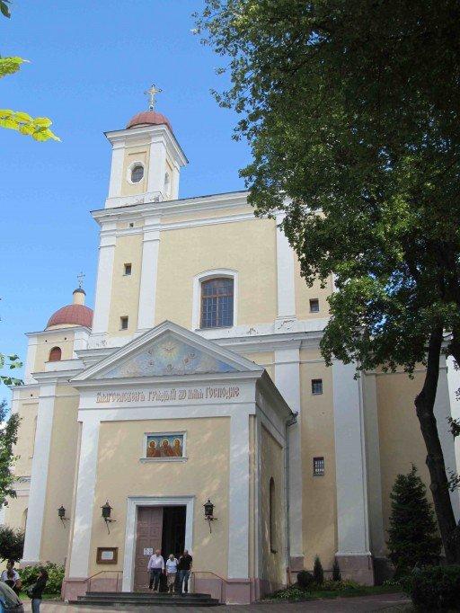 Chiesa dello Santo Spirito Vilnius