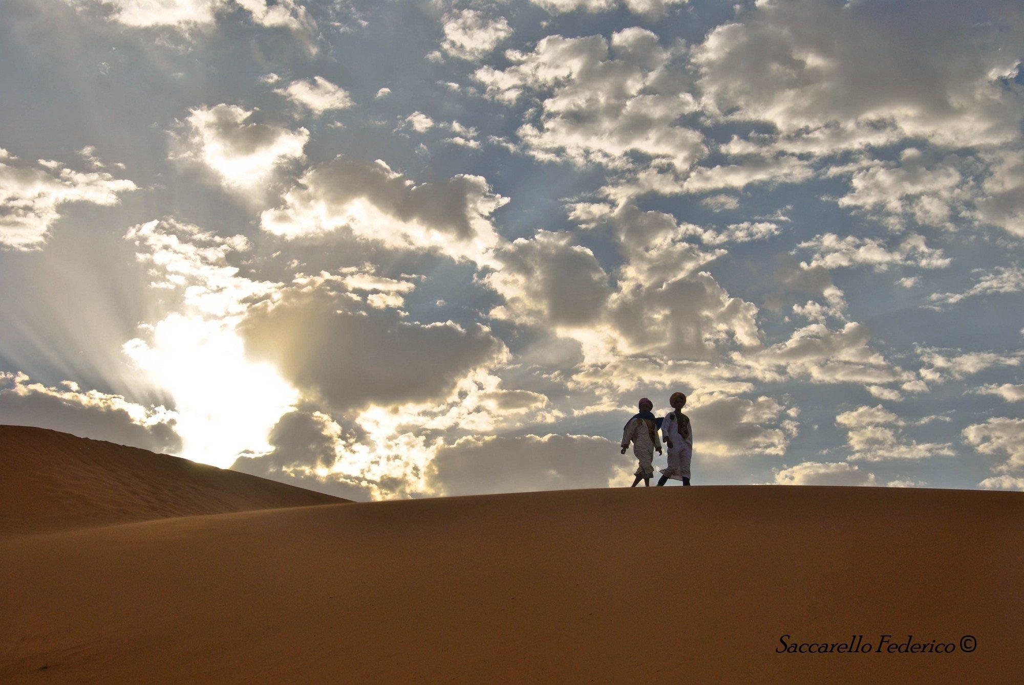 Escursione nel deserto, Marrakech