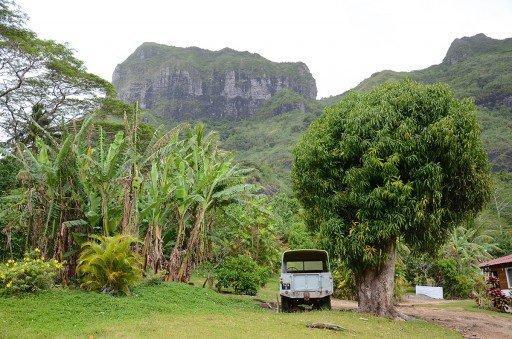 bora bora escursioni in jeep