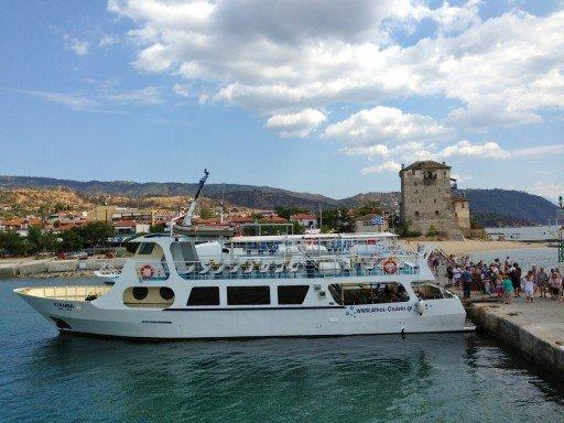 Crociera Monte Athos, Grecia