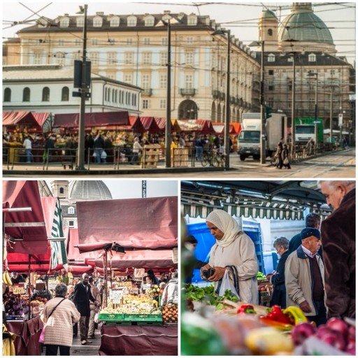 Mercato di Torino
