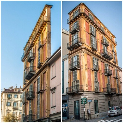 Casa Scaccabarozzi, Torino