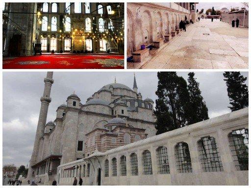 Moschea Fatih - Instanbul