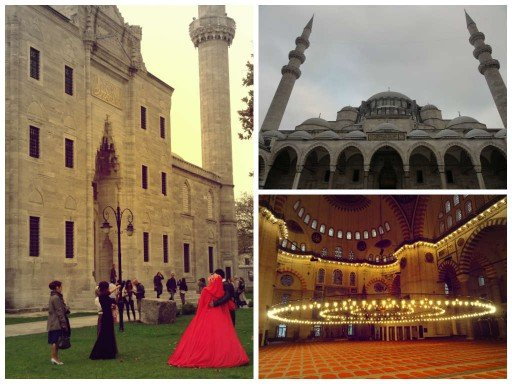 Moschea Solimano instanbul