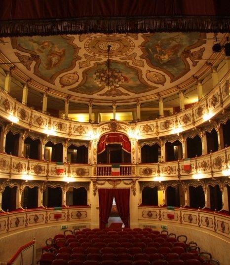 Teatro Verdi Busseto Parma