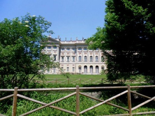 Villa Belgiojoso, Milano