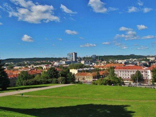 Vista su Vilnius