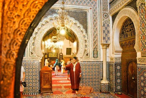 tomba Fès - Marocco