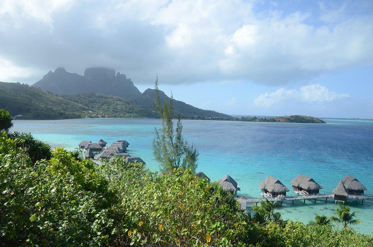 Bora Bora, un viaggio di nozze da sogno
