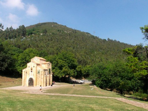 Oviedo San Miguel de Lillo