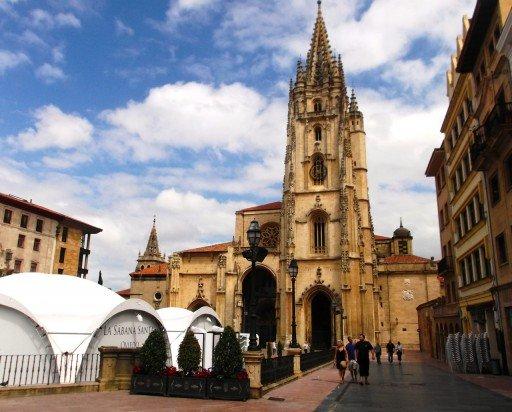Cattedrale di Oviedo