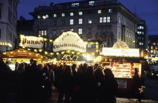 Christmas Market Claudio Alessandri