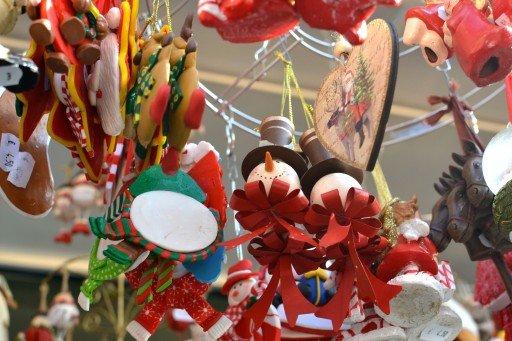 Roma Mercatino di Natale Piazza Navona