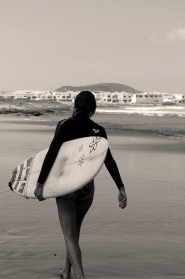 surf in lanzarote