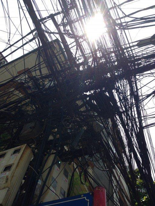 grovigli elettrici asia